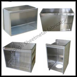 Stainless Steel Sheet Metal Enclosure pictures & photos