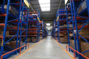 Pallet Racking Storage Steel Racking pictures & photos