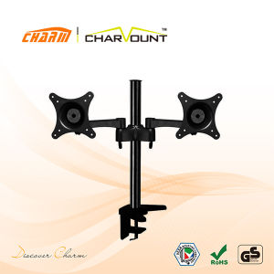 LCD TV Desk Mount for Most 10′′-25′′ Screens (CT-LCD-DS912) pictures & photos