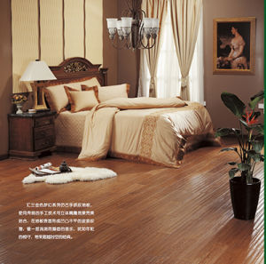 Handscraped High Quality HDF Laminate Flooring AC3 E1 pictures & photos