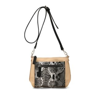 Python Skin Woman Cross-Body Bags (MBNO040084) pictures & photos