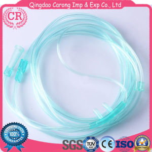 Medical Sterile Nasal Oxygen Cannula pictures & photos