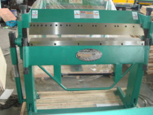 Esf1020A Manually Operated Metal Sheet Folding Machine pictures & photos