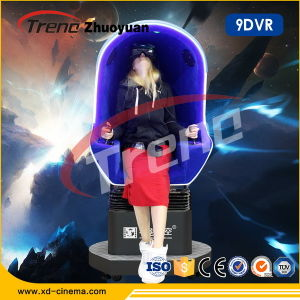 2016 Most Attractive 9d Virtual Reality Vr Cinema pictures & photos