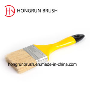 Paint Brush with Plastic Handle (HYP040) pictures & photos