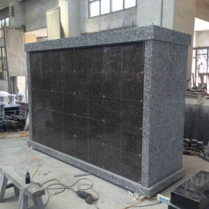 All Granite Double Sided 80 Niches Cremation Columbarium pictures & photos