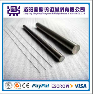 Best Selling Different Sizes and Lengths Tungsten Rods/ Bars or Molybdenum Rods/Bars for Short Arc Lamp Anode/Cathode Material pictures & photos