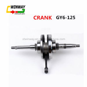 Ww-9761 Motorcycle Part Crankshaft for Gy6 125 pictures & photos