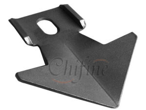 Iron Casting Tractor Bracket with OEM Service pictures & photos