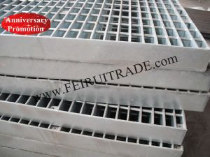 High Quantity Stainless Steel Grating pictures & photos