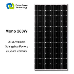 250W Home Solar Power Monocrystalline Solar PV Panel pictures & photos