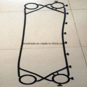 EPDM Flow Gasket for Plate Heat Exchanger Replacement for Alfa Laval Heat Exchanger pictures & photos