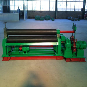 W11 Mechanical 3-Roller Symmetrical Plate Rolling Machine pictures & photos