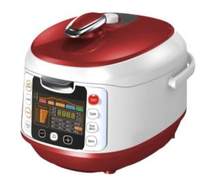 Digtial Control Square Electric Cooker