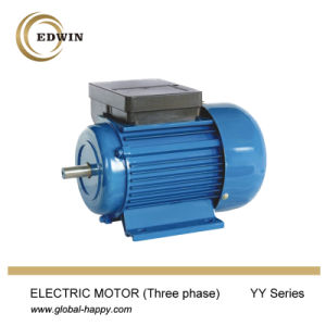 Electric Motor Single-Phase Asynchronous Motor pictures & photos