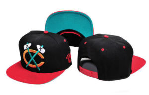 Latest Flat Brim Embroidery Baseball Cap pictures & photos