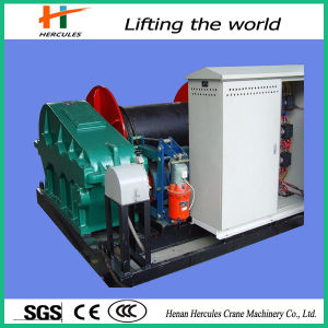 Hot Sale Jm 50t Electric Power Winch pictures & photos