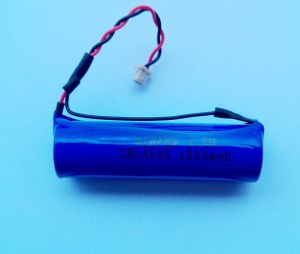 Rechargeable 18650 Cylindrical Lithium-Ion Battery Battery pictures & photos