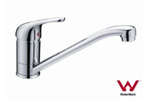Sanitary Ware Modern Watermark Approval Chrome Plated Brass Body Kitchen Sink Mixer/Water Tap (HD6045) pictures & photos
