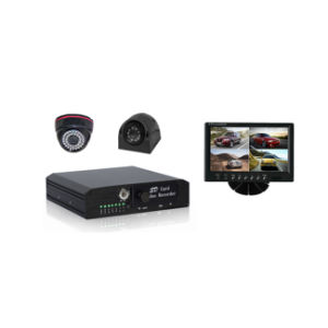 Mdvr Bus and Car Mobile DVR Basic Model for Local Video Record with Best Price pictures & photos
