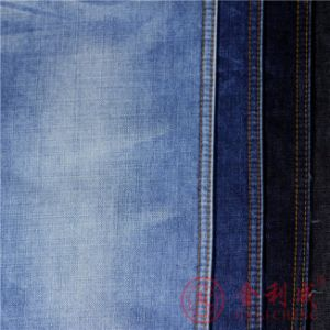 Qm3702A-2 Denim Fabric for Garment pictures & photos