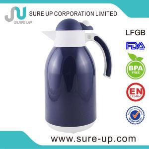 New Design Glass Inner Plastic Handle Tea Flask Jug (JGGD) pictures & photos