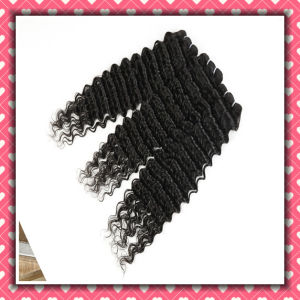Quality Peruvian Bundle Hair Extensions Deep Wave 20inches pictures & photos