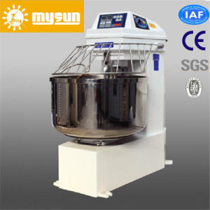 Commercial Bakery Machine Double Speed Spiral Dough Mixer pictures & photos