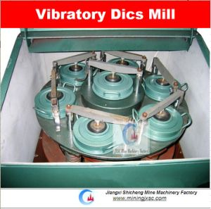 Multi-Bowls Micro Pulverizer for Sample Grinding pictures & photos