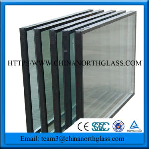Hollow Glass (Clear/Tinted/Reflective/Tempered/Laminated/Argon/Low-E, Factory Price, High Quality pictures & photos