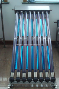 Heat Pipe Solar Collector (stainless steel manifold) pictures & photos