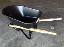 Popular Canada Wood Handle Wheelbarrow Wh6601 pictures & photos