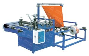 High Speed Automatic Plastic Bag Making Machine pictures & photos