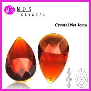 Crystal Mesh Net Beads Pendant (MC-8616)