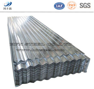 High Quality Corrugated Steel Sheet
