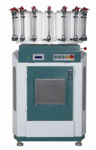 Manual Dispenser and Automatic Gyro Mixer