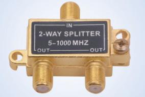 5-1000MHz CATV/Matv Splitter (H102G)
