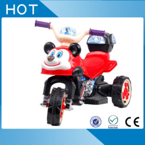 China Factory Directly Wholesale Children Electric Motorcycle with Musics pictures & photos