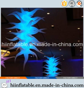 2015 Hot Selling LED Lighting Decoration Inflatable Star with LED Bulb with 16 Colors for Party, Event, Wedding Decoration