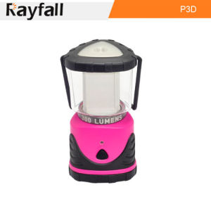 LED Camping Lanterns with Battery Powered (Rayfall Model: P3D)