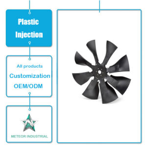 Customized Plastic Injection Mould Products Plastic Radiator Fan Blade pictures & photos