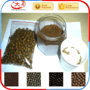 Floating Fish Feed Production Line Fish Food Pellet Extruder pictures & photos