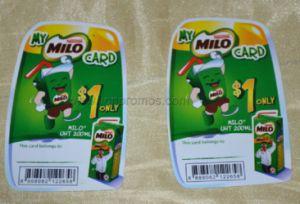 Shop Brand Membership PVC Magnet Card pictures & photos