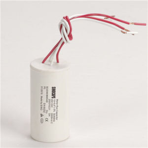 Cbb60 Capacitors, Motor Capacitor, Motor Run Capacitor Ceiling Fan Capacitors pictures & photos