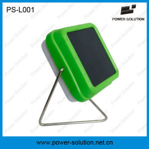 Portable LED Solar Table Reading Lamp for Indoor Solar Lighting pictures & photos