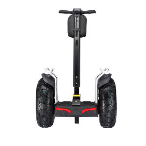 China Ecorider 72V 1266wh Two Wheel Electric Chariot Scooter with Anti-Theft pictures & photos