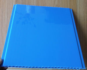 PVC Panel Printing High Glossy Blue Color pictures & photos