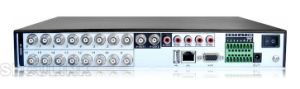 16CH D1, HD1, CIF CCTV DVR (DVR-5016D) pictures & photos