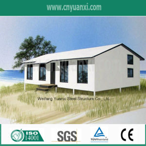 Modern Design Prefabricated Modular House in Countryside