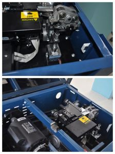 Yupack Cheap Price Semi Automatic Strapping Machine (KZB-1) pictures & photos